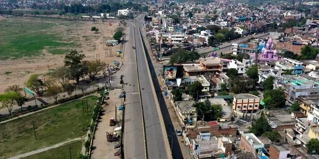 Coronavirus Sends India Into Lockdown As Trains Halted