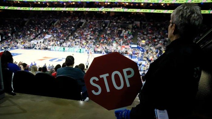 NBA suspends season until further notice after player tests positive for coronavirus