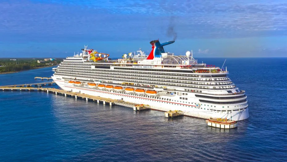 Amid coronavirus outbreak, Carnival Cruise Line offers on-ship ...