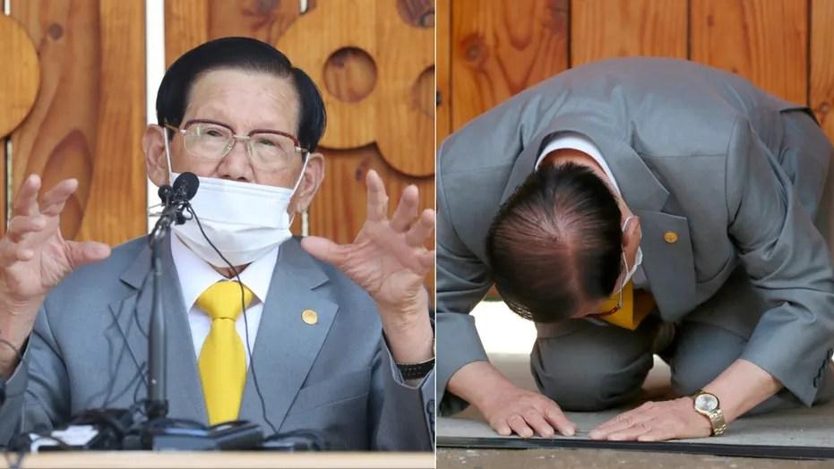 Coronavirus-linked South Korea sect leader apologizes for virus ...