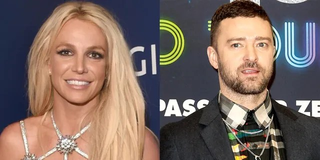 Britney Spears and Justin Timberlake dated from 1998-2002.
