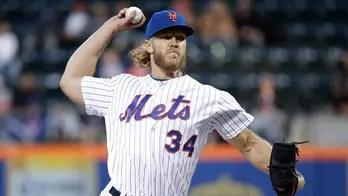 Mets' Noah Syndergaard rips MLB's unwritten rules: 'Baseball has gotten soft'