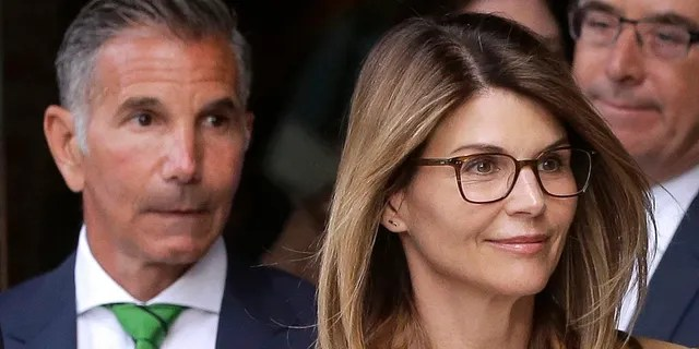 Lori Loughlin and Mossimo Giannulli are hoping that their respective prison sentences don't happen at the same time.