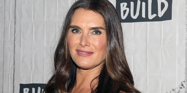 Brooke Shields shattered her femur in a gym accident in January.
