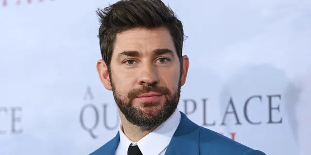 John Krasinski attends the world premiere of 'A Quiet Place Part II' at the Rose Theater, Jazz at Lincoln Center on March 08, 2020 in New York.