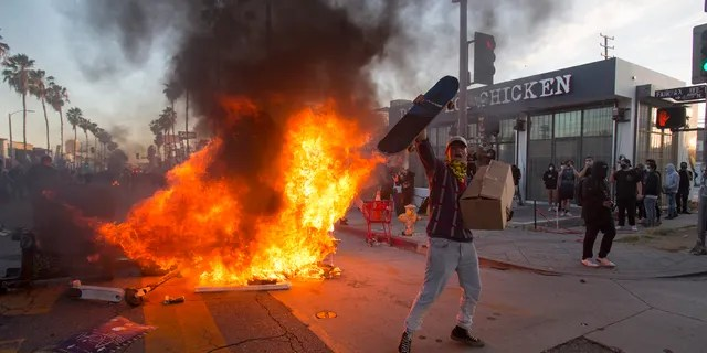 Cities reeling from violent riots tighten restrictions, implement ...