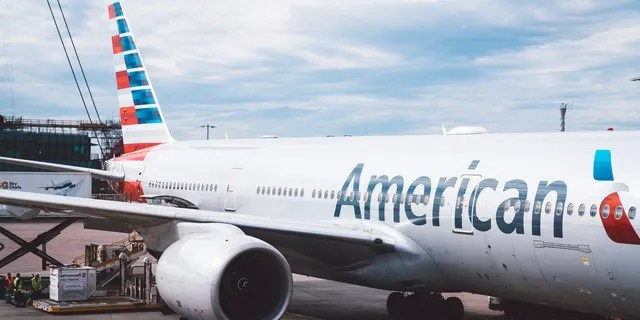 """American Airlines issued an apology to a woman who was asked to cover a sweatshirt stating that """"f --- k cancer.""""  (IStock)"""