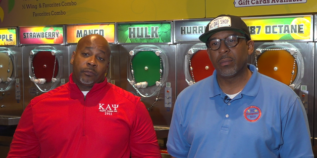 KC Daiquiri Shop co-owners Calvin Vick and Kinley Strickland say Missouri Gov. Mike Parson's executive order allowing restaurants and bars to serve alcohol to-go is what saved their business from going under during the current pandemic.