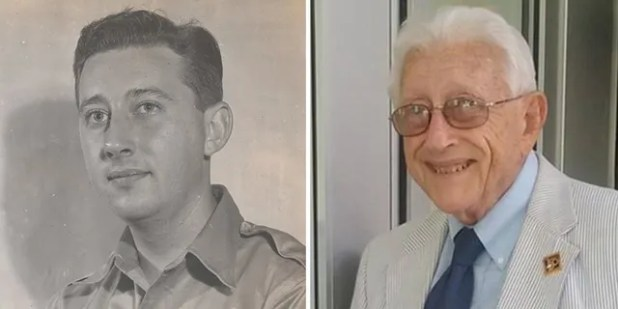 Associated Press, photographer and reporter Gene Herrick in 1950 and 2019.
