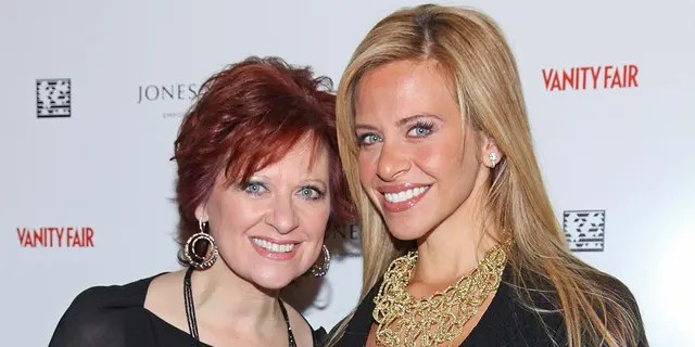 Television personalities and sisters Caroline Manzo (L) and Dina Manzo (R) have been estranged since 2017.