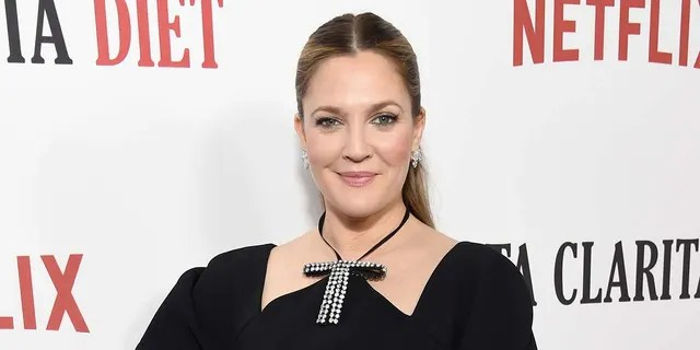 Actress Drew Barrymore attends the