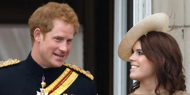 Prince Harry and Princess Eugenie are said to be very close. (Photo by Max Mumby/Indigo/Getty Images)