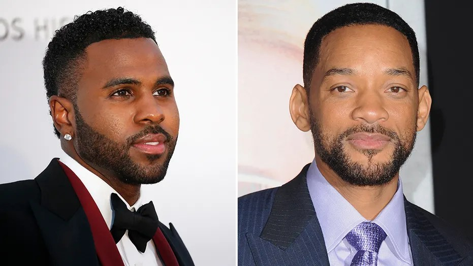 Will Smith S Teeth Seemingly Knocked Out By Jason Derulo