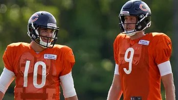 Bears' Matt Nagy has yet to make 'difficult' decision on starting quarterback