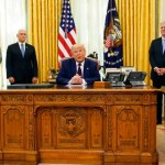 Trump oversees economic deal that sees Kosovo recognize Israel, Serbia move embassy to Jerusalem