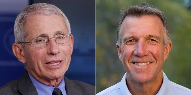 Dr. Anthony Fauci told Vermont Governor Phil Scott on Tuesday that the state could serve as a model for the rest of the country in reaching a low test positivity to reopen the economy in a
