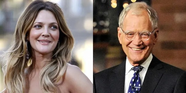 Drew Barrymore spoke out about her infamous flashing incident with David Letterman in 1995.