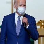 Biden makes awkward 'they'll shoot me' quip during Kenosha appearance