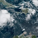 Tropical Storm Nana forms south of Jamaica, becomes earliest 'N' storm in record-setting hurricane season