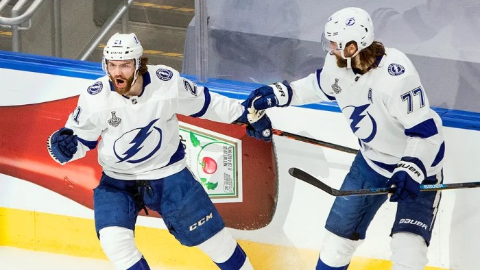 Tampa Bay brings home Stanley Cup title, first major title won since coronavirus outbreak