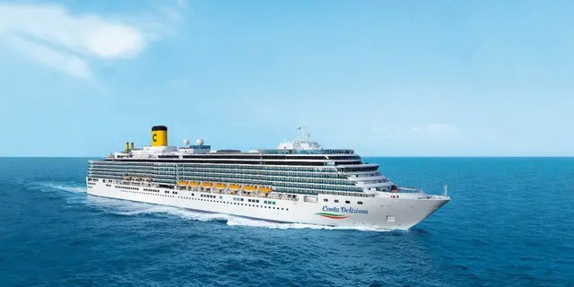 AIDA and Costa Cruises are the first two Carnival Corp. cruise lines to return to cruising in Europe after their COVID-19 shutdowns. (Costa Cruises)