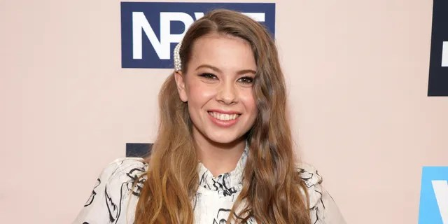 Bindi Irwin is expecting her first child with husband Chandler Powell. (Photo by JC Olivera/WireImage)