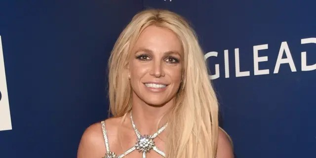 """Britney Spears says she's the """"happiest"""" she's ever been amid fan concern."""
