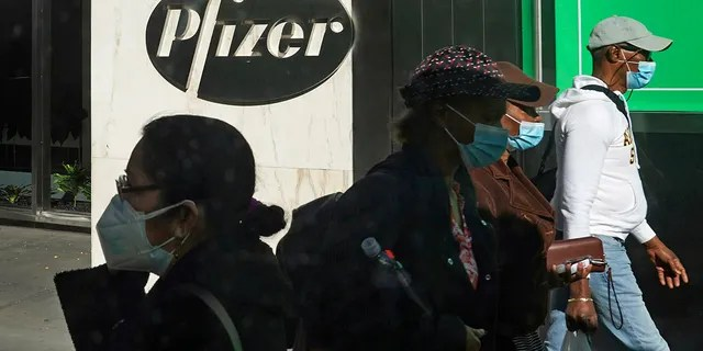 Pfizer announced more results in its ongoing coronavirus vaccine study that suggest the shots are 95% effective a month after the first dose.