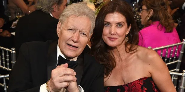 Jeanne Curivan Trebek gave a positive message to her social media followers on Christmas, about 2 months after the TV host's death.