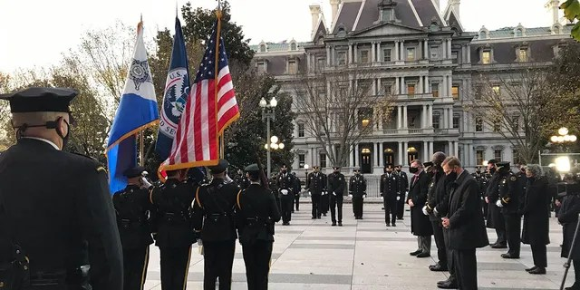 Leslie Coffeltwas working as a U.S. Secret Service officer when he was killed in front of Blair House 70 years ago defending President Harry Truman. The agency laid a wreath in his honor on Monday.