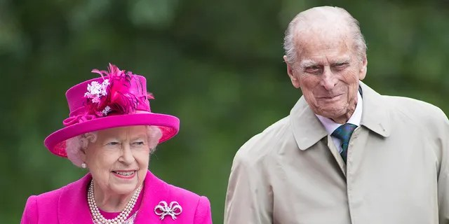 Queen Elizabeth II will enter a period of mourning for eight days following Prince Philip's death.