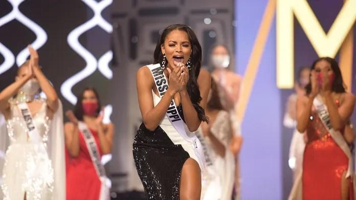 Miss USA 2020 crowns Mississippi's Asya Branch, 22, as winner | Fox News