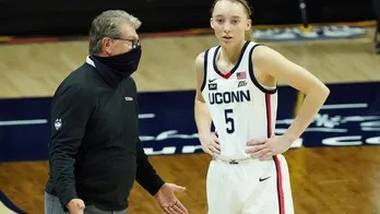 NC State, Texas A&M move up in women's AP Top 25; UConn tops