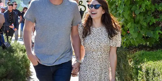 Garrett Hedlund (L) and Emma Roberts (R) welcomed their first child together on Dec. 27 in Los Angeles, Calif.