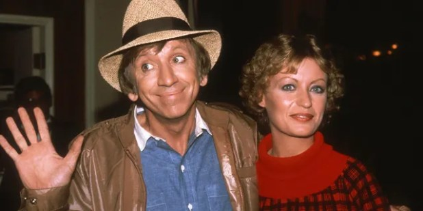 Bob Denver and his wife Dreama circled in Los Angeles, California in 1981.  Dreama remembered his late friend Don Wells after his death.