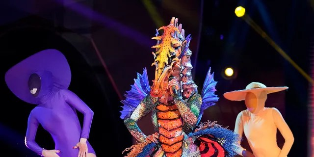 'The Masked Singer' unearths first dress for Season 6 ...