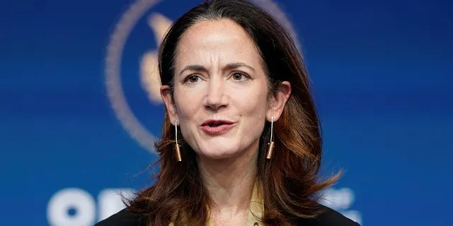 Director of National Intelligence Avril Haines. REUTERS/Joshua Roberts