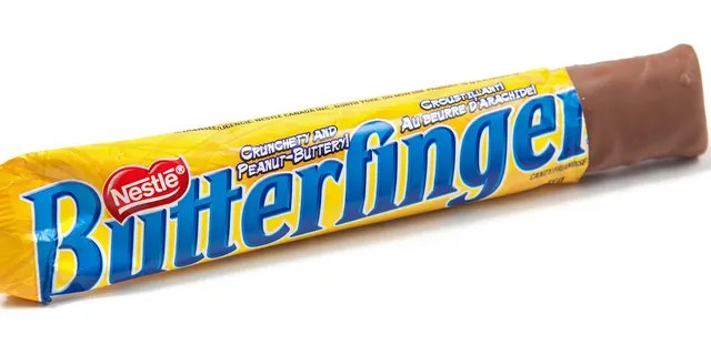 Butterfinger teased a possible new product -- its own peanut butter -- earlier this week. (iStock)