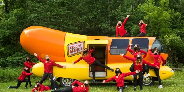 """Oscar Mayer is looking to hire a new crew of """"hotdoggers"""" to drive the Oscar Mayer Wienermobile."""