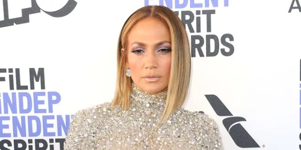 Jennifer Lopez is the co-star in the flick.  (Photo by Albert L. Ortega / Getty Image)
