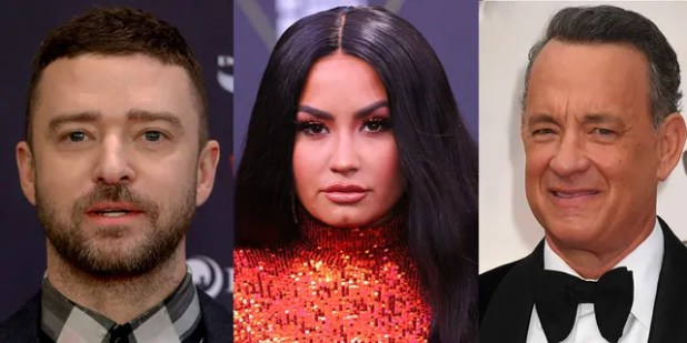 Justin Timberlake, Demi Lovato and Tom Hanks will attend primetime exclusively in 'Celebrating America'.