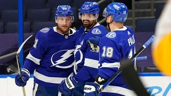 Killorn, Lightning beat Red Wings 5-1 for 3rd straight win