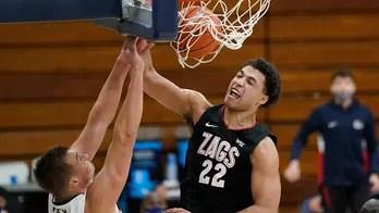 Gonzaga, Baylor top AP Top 25, Sooners climb, Drake in