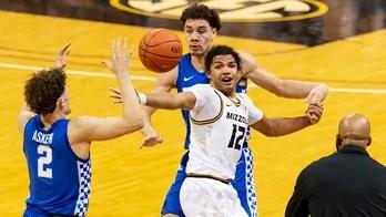 No. 18 Missouri holds off second-half surge to beat Kentucky
