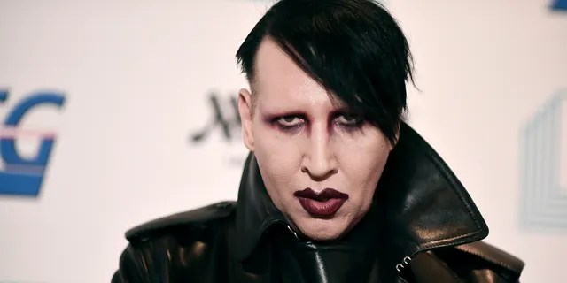 Marilyn Manson was dropped by his record label after his ex-fiancé, actress Evan Rachel Wood, accused him of sexual and other physical abuse.