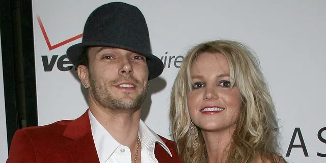 Britney Spears was married to Kevin Federline from 2004-2007.