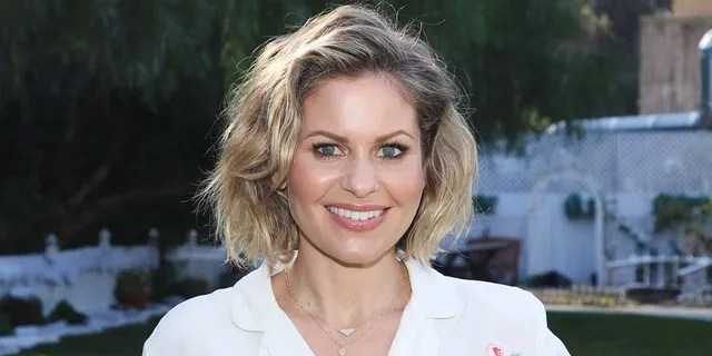 Candace Cameron Bure says her Hallmark films'have been the top-performing movie seven years in a row.'