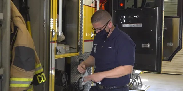Cancer has been detected in several firefighters at the Goodyear Fire Department, including 40-year-old Gilbert Aguirre who has been battling leukemia for the past five years.