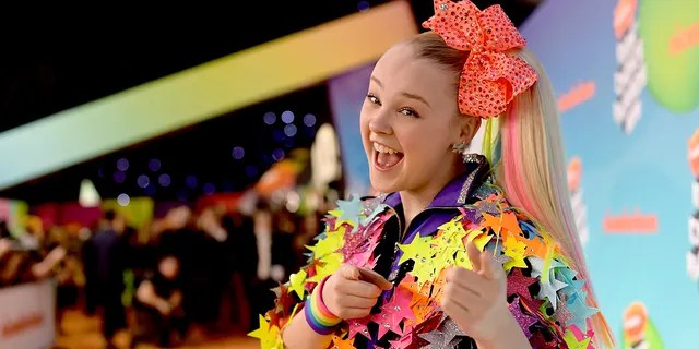JoJo Siwa, 18, came out as a member of the LGBTQ community back in January.