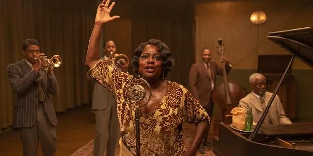 'Ma Rainey Black Black Bottom' is currently available on Netflix.